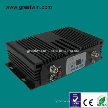 Amplificador de repetidor selectivo de banda CDMA800 MHz con frecuencia central móvil