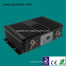 CDMA800 MHz Band Selective Repeater Booster with Movable Central Frequency