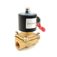 1/2 '' 2W160-15 Латунь электромагнитный клапан воды AC220V DC24V