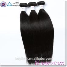 Cheap 9A Grado Cutícula Alineada Virgin Cambodian Hair Bundle Sin Procesar Raw Dropship Exportación Recta