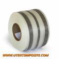 Ruban hybride en fibre de carbone 200 G / M2 avec largeur de 8 cm pour la planche de surf