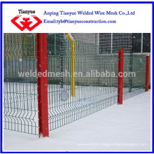 5mm Triangle bending fence netting(15 years produce experience)
