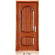 Конкурентная деревянная дверь (WX-VP-101)