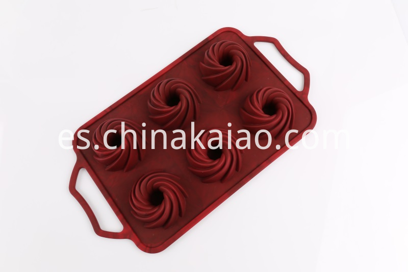 Silicone Tray For Chiffon Cake