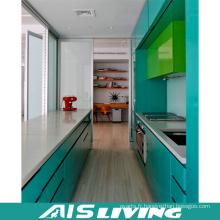 Portes d'armoires de cuisine à double couleur (AIS-K176)