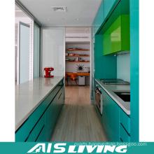 Double Colour Used Kitchen Cabinet Doors (AIS-K176)