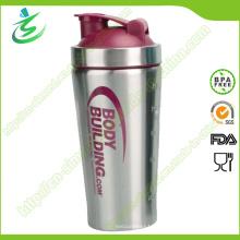 26 Oz Venta al por mayor BPA-Libre Metal Gym Shaker (SS-A1)