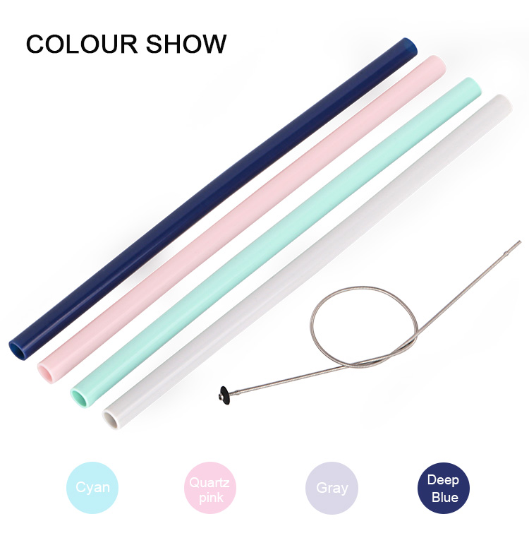 Collapsible Drinking Straw