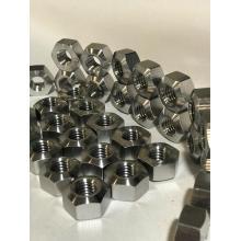 Tuercas hexagonales gr titanio