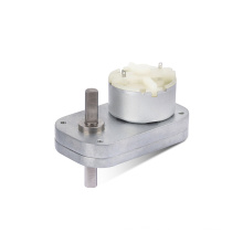 Factory price made in China low noise high torque 6v gear motor