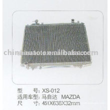 Цена радиатора автомобиля для Mazda