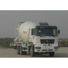 Venta caliente 6x4 Shaanxi 10m3 340HP camión mezclador en Pakistán