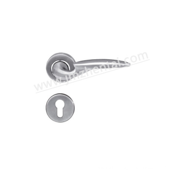 Stainless Steel Solid Door Handle / Die Casting Lever Handle