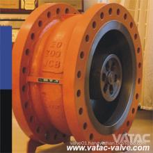 Flanged Cast Steel Nozzle Check Valve Manufacturer