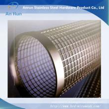 Filtres à feuilles métalliques perforées en acier inoxydable