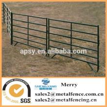 billig Metallviehtierbauernhof-Zaunschienen, die Yardranch-Zaunplatten halten