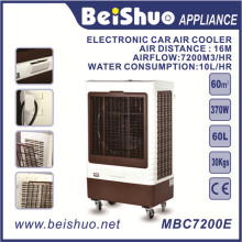 370W 60L Breeze Portable Room Water Air Cooler with Ce Certificate