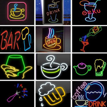 BAR COLLECTION LED NEON MENYALA TANDA