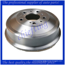 ZF04449694 DB4023 4449694 1313675080 424722 rear drum brakes car for peugeot
