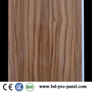 Hotselling Iraq 25cm 8mm Laminated PVC Wall Panel