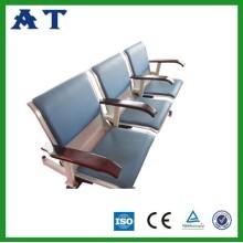 hospital chair waiting area
