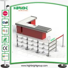 Supermarket Cashier Desk Cashier Counter Cashier Table
