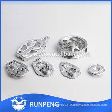 Peça de automóvel de alumínio de fundição de alta qualidade