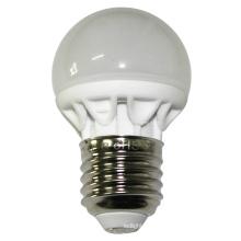 Nueva cerámica 3W G45 18 2835 SMD LED bombilla lámpara de luz