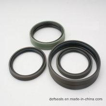 PTFE Hydraulic Seal Glyring with NBR70 O Ring