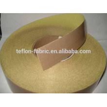 Tissu en teflon à haute température avec adhésif