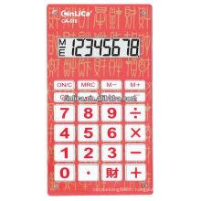 Jolie calculatrice / calculatrice / calculatrice électronique