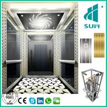 Sum ascensor de pasajeros de alta velocidad con bajo ruido