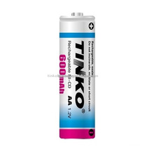 AA SIZE Rechargeable Battery(ni-cd size AA)