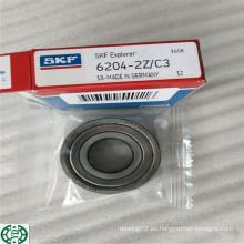 Rodamiento de bolitas profundo C3 SKF 6204-2z / C3