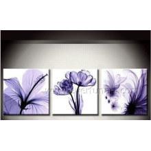 Картина маслом 100% Handmade цветка