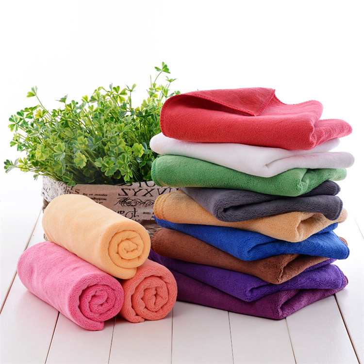 absorbent microfiber towel fast dry