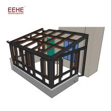 Exterior Portable Winter Garden Sun Room from China