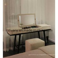 Aparelhador de madeira do mobiliário europeu moderno repouso (SD-25)