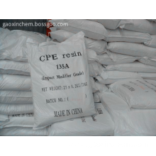 Chlorinated polyethylene chemical cpe 135 for sale