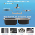 DS5245 chinese imports wholesale royal cera hand wash basin kitchen sink price
