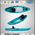Single Sit on Top Bottom Transparent Kayak (VUE-2)