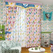 Alta qualidade moda design estoque cortinas lotes