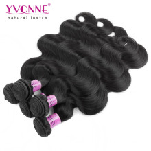 Gros naturel vierge indien cheveux