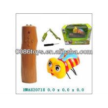 2013 Venta caliente 4CH RC animal, Abeja de control remoto, infrarrojos RC Bee Toy
