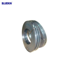 Binding band steel strapping zinc coated