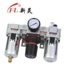 Lubricador de grasa especial accionado por aire de combinación de tres puntos AC3000-03