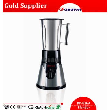 Jarro de aço inoxidável durável Kd-826A do misturador quente da venda da alta qualidade