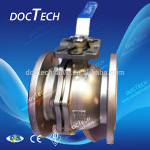 Stainless Steel Flanged Ball Valve DIN3202