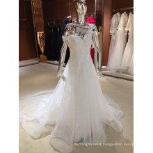New Arrival 2017 Marriage Column Wedding Dresses
