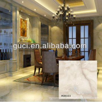 telha de mármore grande tamanho para design de piso de mármore